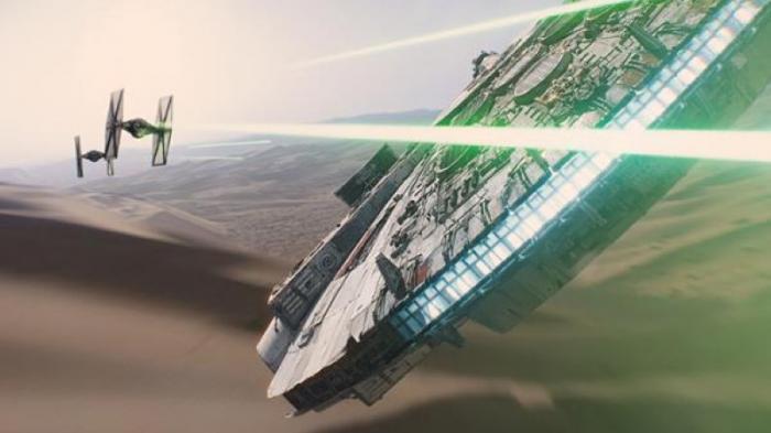 """""""Star Wars"""" beschert Disney Rekordgewinn"""