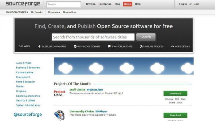 SourceForge stellt DevShare-Programm ein
