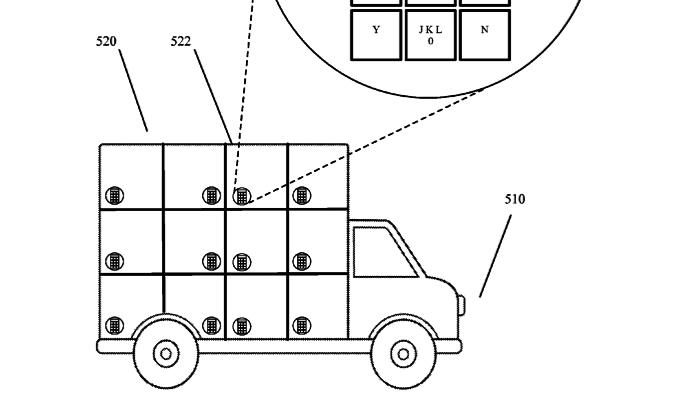 Mobile Packstation: Google lässt sich autonomen Paketlieferwagen patentieren