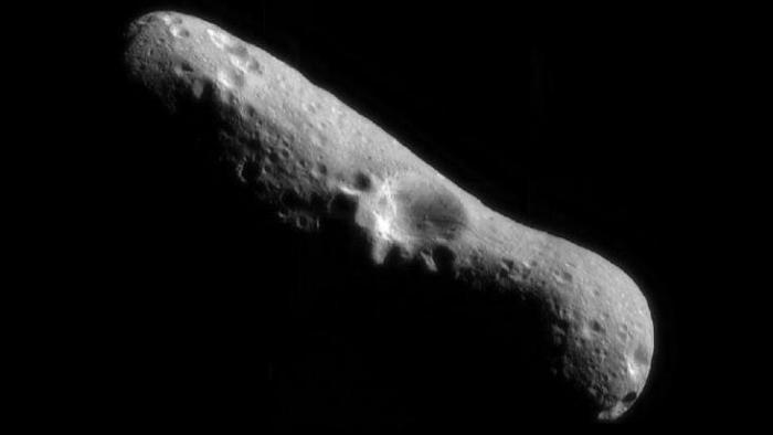 Vor 15 Jahren: NEAR Shoemaker landet als erste Sonde auf einem Asteroiden