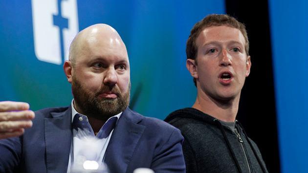 Andreessen, Zuckerberg