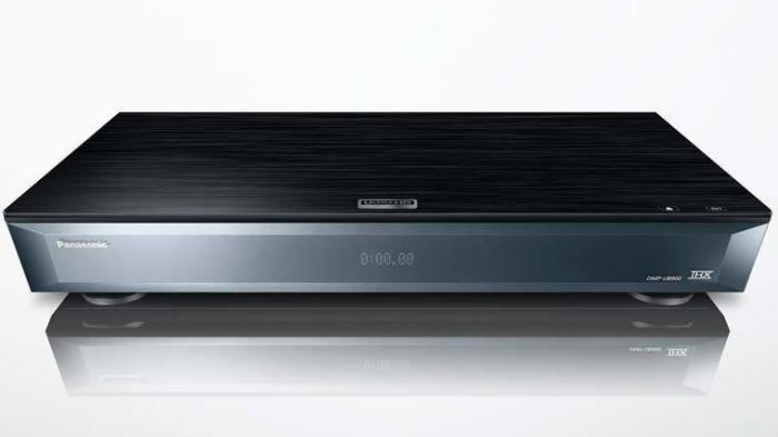 Ultra HD Blu-ray Player