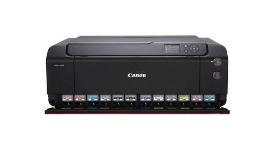 Canon ImagePrograf PRO-1000 und passende ICC-Profile von Ilford