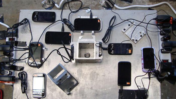 Erdbeben-Früherkennung über Android-App