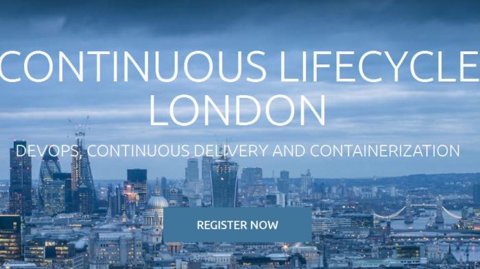 Continuous Lifecycle London: Jetzt noch günstigere Tickets sichern