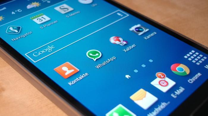 Einkaufen mit Smartphone