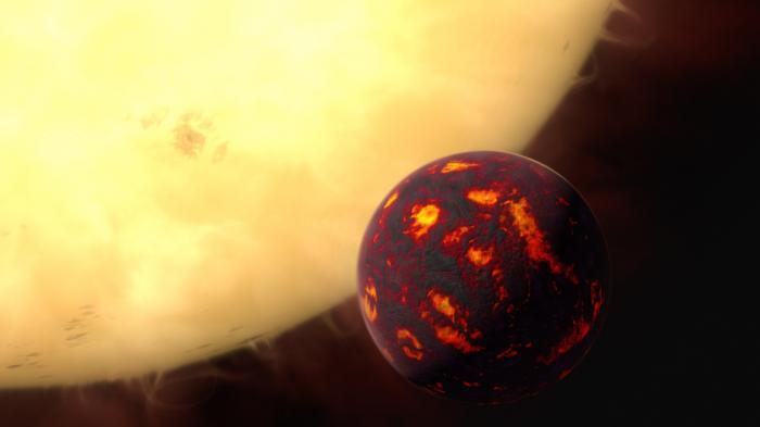Forscher finden Wasserstoff bei einer Supererde