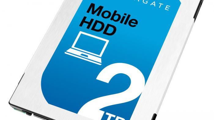 Ultraflache Notebook-Festplatte mit 2 TByte