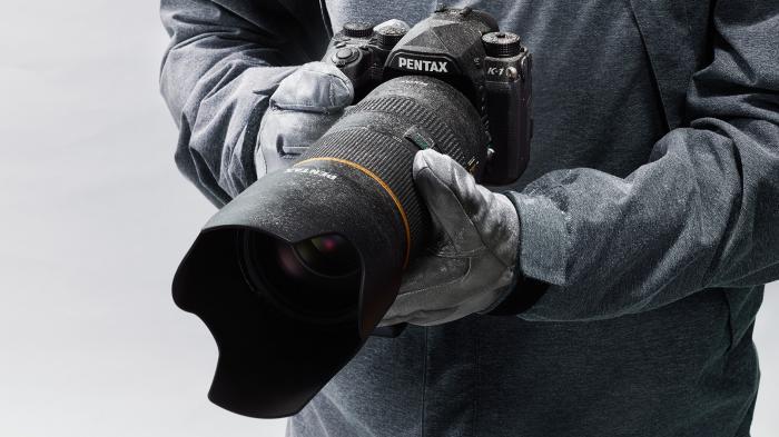 K-1: Pentax stellt erste Kleinbild-DSLR vor