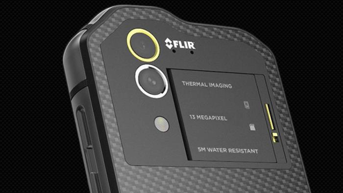Caterpillar S60: Robustes Smartphone mit Wärmebildkamera