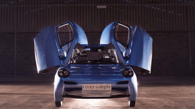 Riversimple Rasa: Open-Source-Zweisitzer soll mit Wasserstoff flitzen