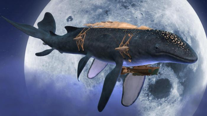 Oculus-Rift-Projekt Leviathan: Steampunk-Schöpfungsakt im VR-Labor