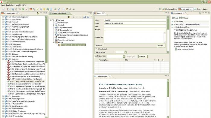 Security Management: Verinice 1.12 erschienen