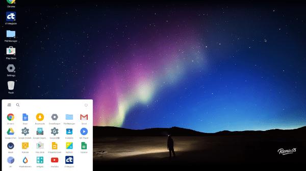 MWC 2016: Beta von Remix OS angekündigt