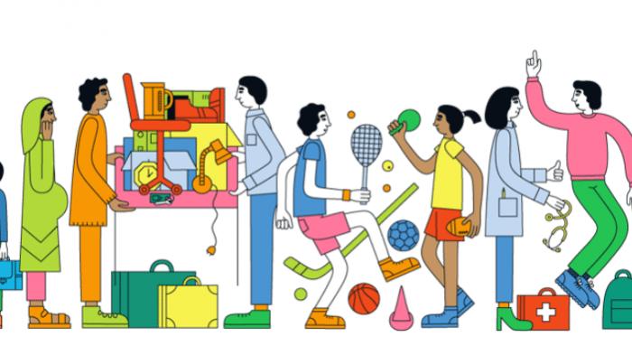 Google fördert gemeinnützige Projekte mit Millionen
