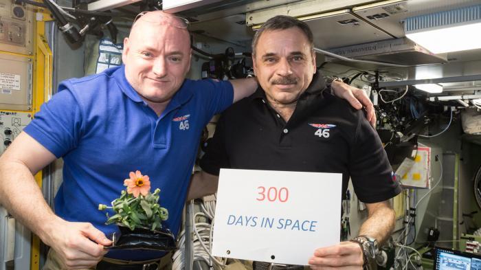 Ende der ISS-Jahresmission: Rückkehr nach fast einem Jahr im All
