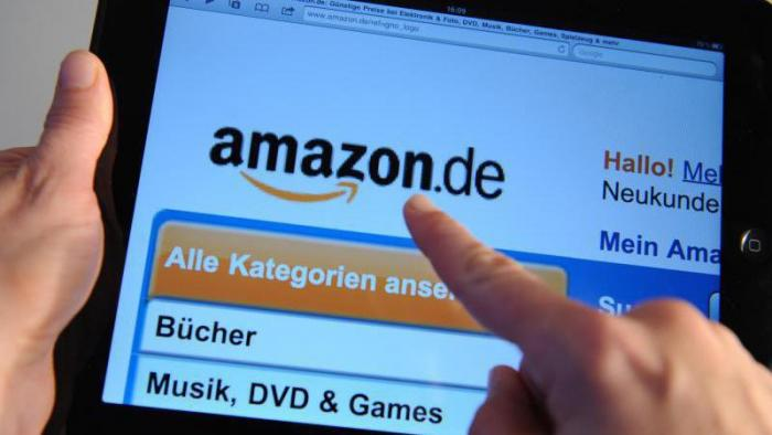 Tablet von Amazon