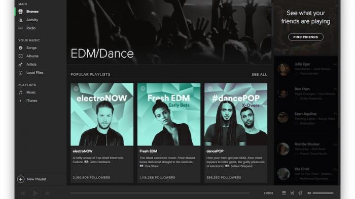 Spotify auf dem Mac provoziert Kernel Panic