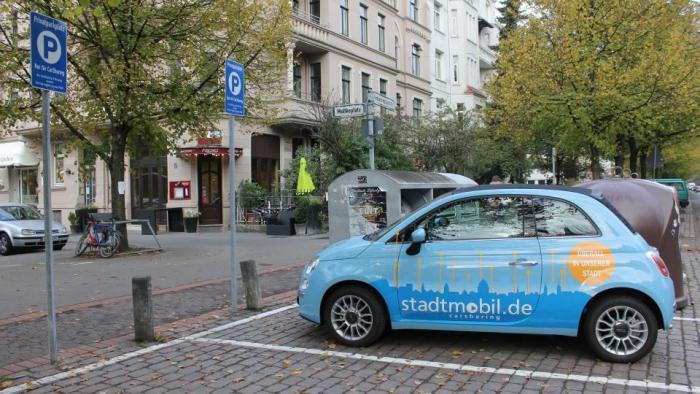 Carsharing wächst langsamer ? 1,26 Millionen Nutzer angemeldet