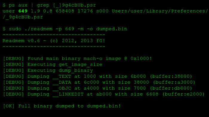 Mac-Schadcode löst Spekulationen über Rückkehr von Hacking Team aus