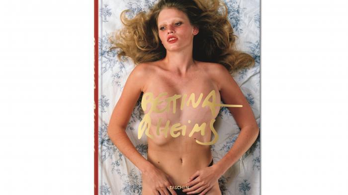 Lust an der erotischen Inszenierung: Bettina Rheims auf 598 Seiten