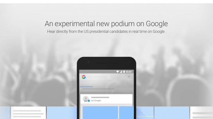 Google experimentiert twitterartig
