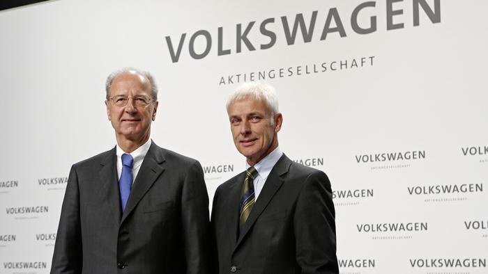 VW wollte Abgas-Skandal angeblich verborgen halten