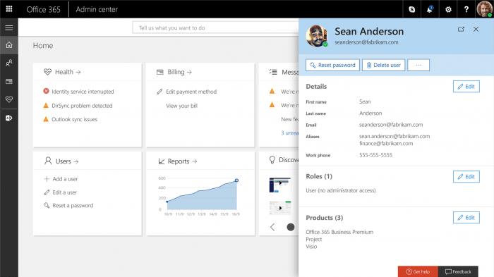 Cloud Computing: Neues Admin Center für Office 365