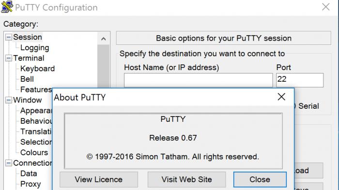 SSH-Client PuTTY 0.67: Sicherheitslücke im alten SCP-Protokoll geschlossen