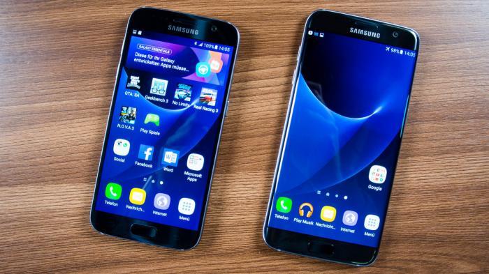 Galaxy S7 und Galaxy S7 Edge