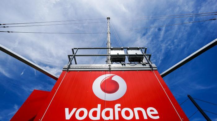 Bundesweite Netzstörung bei Vodafone