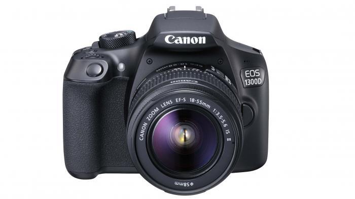 EOS 1300D: Einsteiger-DSLR von Canon mit WLAN und NFC