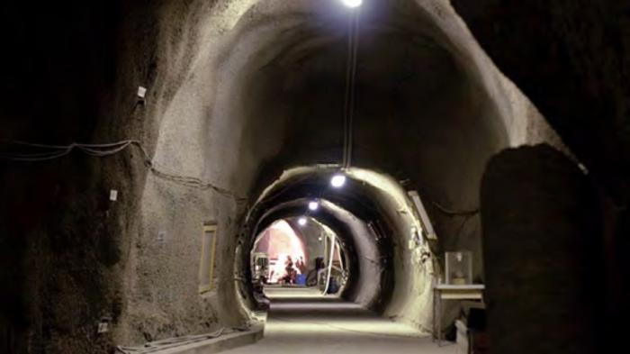 Kommission empfiehlt Bergwerk als Atommüll-Endlager