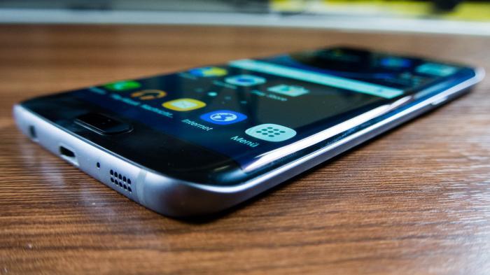 Samsung Galaxy S7 Edge: Nutzlos, aber elegant
