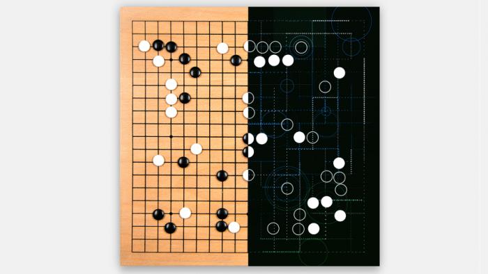 Mensch gegen Maschine: AlphaGo spielt die vierte Partie