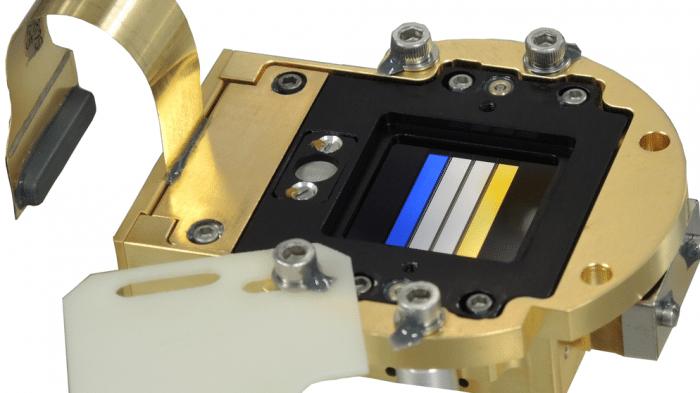 CaSSIS - eine Kamera auf dem Weg zum Mars