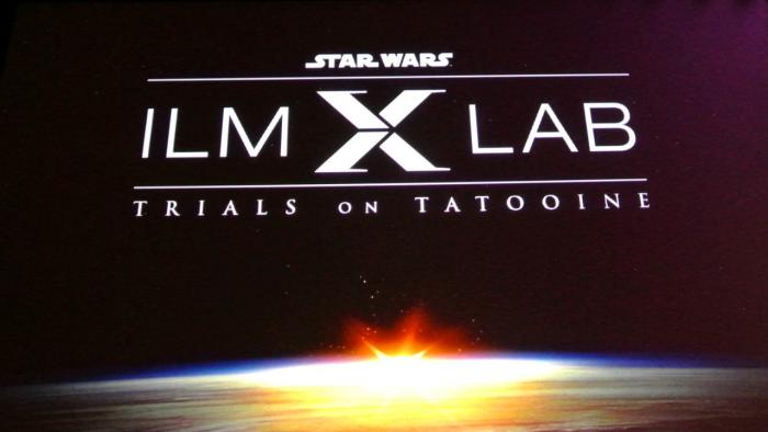 "ILMxLab ""Trials on Tatooine"""