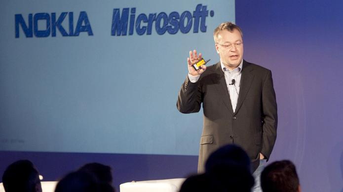 Ex-Nokia-Chef Stephen Elop