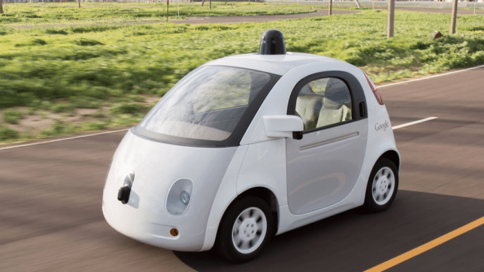 autonomes Google Auto