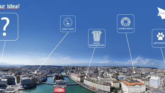 Swisscom baut ein schweizweites Netz für das Internet der Dinge