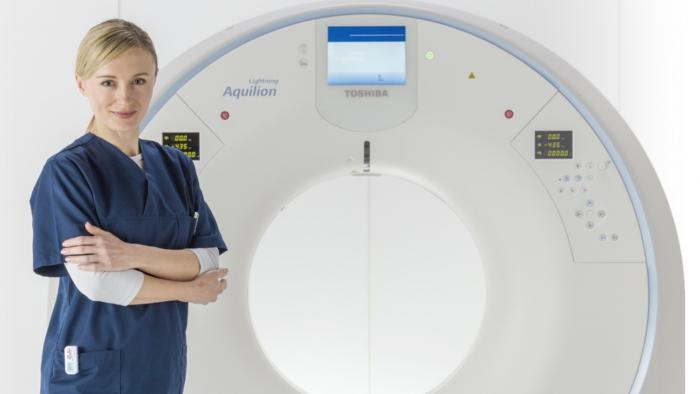 Toshibas Medizintechnik geht an Canon