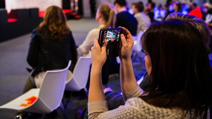 """Rock the Blog"": Blogger-Konferenz auf der CeBIT"