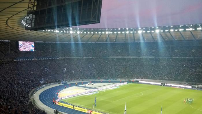 Hertha BSC will sich eine Million bei der Crowd leihen