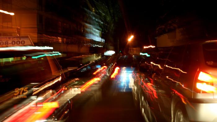 Stau, Verkehr, Autos, Infrastruktur