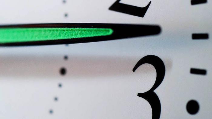 Umfrage Zeitumstellung