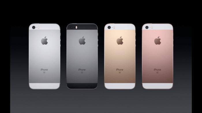 Neues iPhone SE: 4 Zoll und 4K