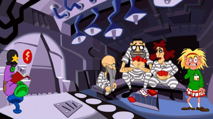 Day of the Tentacle Remastered erschienen