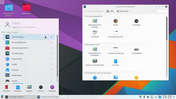 !!! KDE Plasma 5.6
