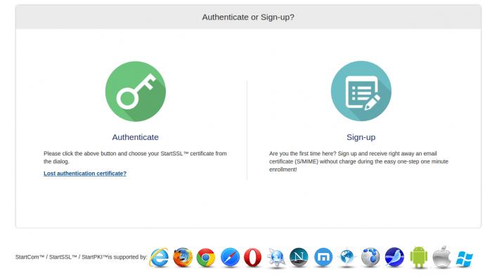 StartSSL: Fehler ermöglichte Zertifikats-Missbrauch