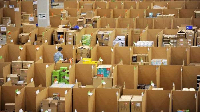 Amazon rechnet trotz Streiks nicht mit Verzögerungen im Ostergeschäft